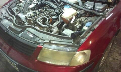 VW Passat 1.9 TDI - wymiana uszczelnień pompowtryskiwaczy