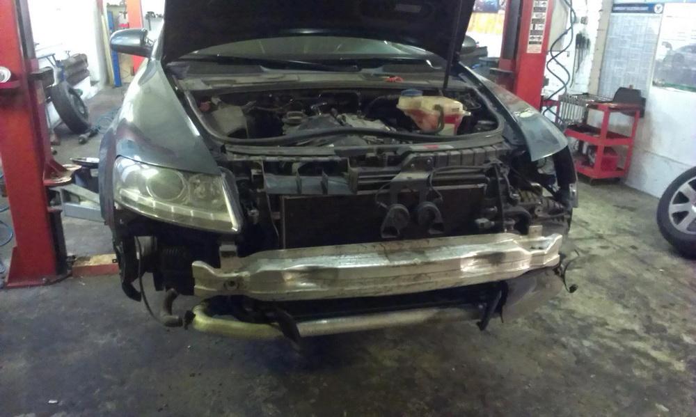 Audi A6 - wymiana rozrządu