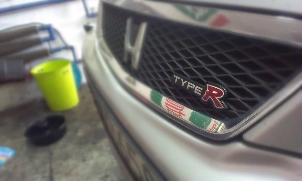 Honda Accord Type-R - naprawa układu napędowego